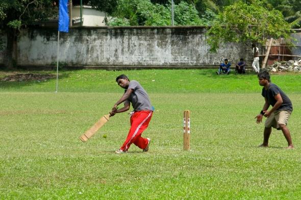 A better batsman than me