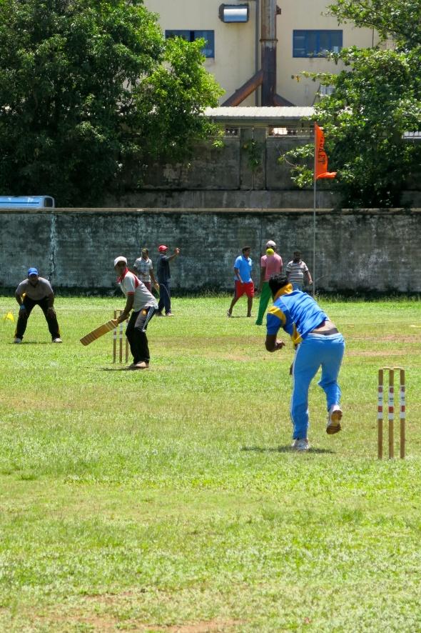 A better bowler than me
