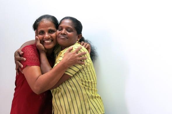 Radhi and Ramaka
