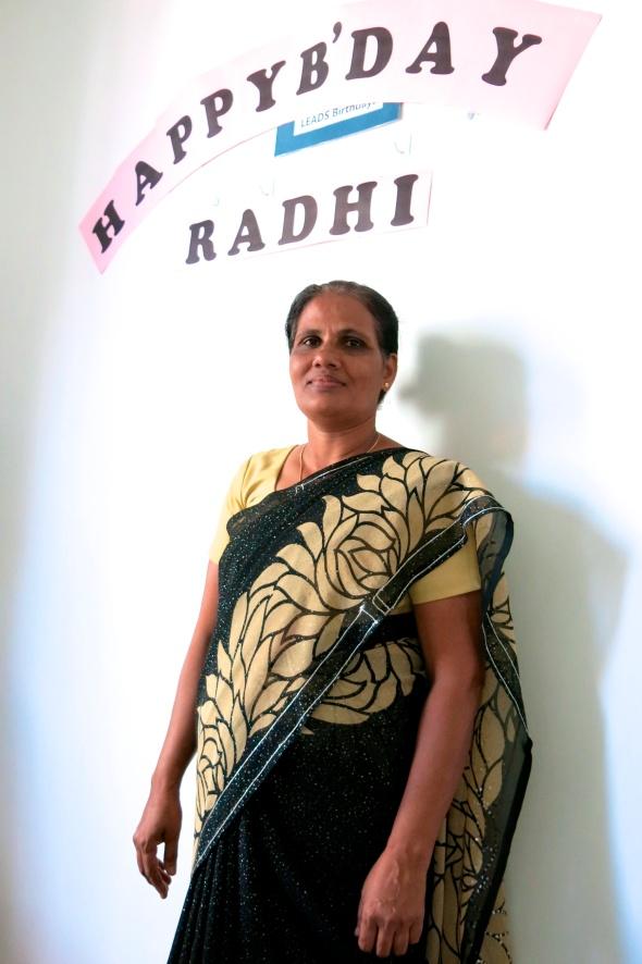 Queen Radhi